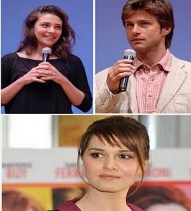 Jasmine Trinca, Kim Rossi Stuart, Paola Cortellesi