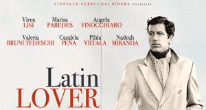 Locandina ''Latin Lover''