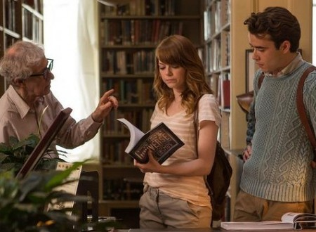 Allen ripropone la morte come svolta: Irrational Man