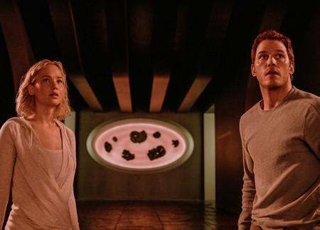 'Passengers': Adamo ed Eva in chiave fantascienza