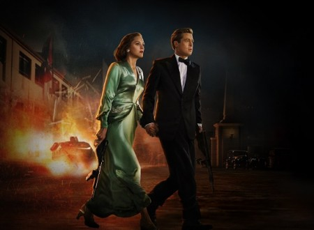"""""""Allied"""", spy and romance story"""
