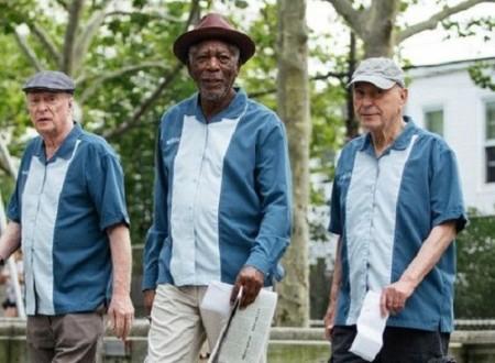Tre grandi vecchi del cinema animano 'Insospettabili Sospetti'